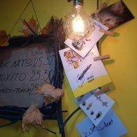 В маленькой уютной кофейне :: Ольга Винницкая (Olenka)