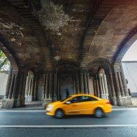 Стамбульское такси :: Ирина Лепнёва