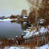 Снег  ноября :: Нэля Лысенко