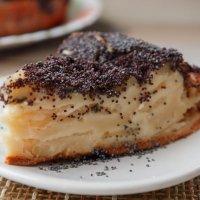 Яблочный пирог с маком :: Ульяна Янтарь