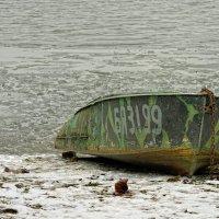 ноябрь      ...первый лёд :: Геннадий Титоренко