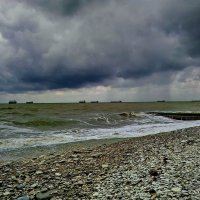 Чёрное море!!! :: Олег Семенцов