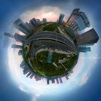 Планета Футьен в г Шеньчжень :: Эдуард Альт