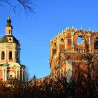 Москва. Донской монастырь. :: Oleg4618 Шутченко