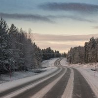 Финляндия. Дорога туда 2. :: dbayrak Дмитрий Байрак