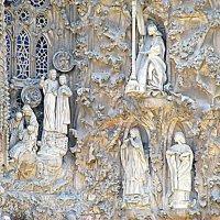 Барселона. Фрагмент храма Святого Семейства. :: Владимир Драгунский