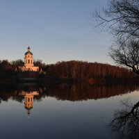Барские пруды :: Ирина Ярцева