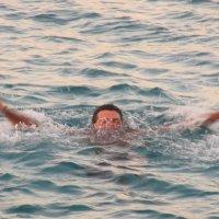 Плавание в открытом море :: Елена Семигина