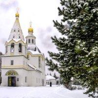 Успенский храм :: Георгий