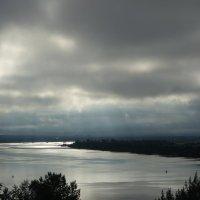 Небо на рекой :: Екатерина Запольских