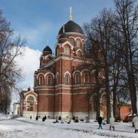 Владимирский собор весной :: ZNatasha -