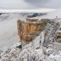 На скалах Бермамыта-2 :: Сергей