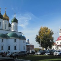 Коломенский кремль :: Антонина Балабанова