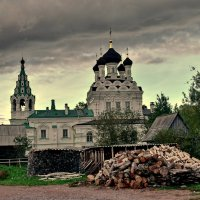 Троицкий храм :: Ирина Ярцева