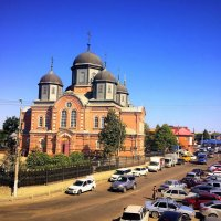 Собор Покрова Пресвятой Богородицы (г. Кропоткин) :: Алла ZALLA