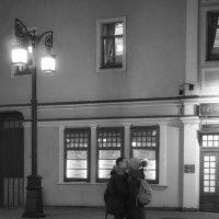 Поцелуй ... :: Лариса Корженевская