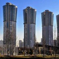 Башни Ходынского поля.... :: Анатолий Колосов