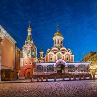 Казанский собор на Красной площади :: Юлия Батурина