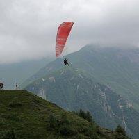 Полет :: skijumper Иванов