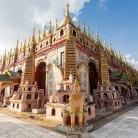 Thanboddhay Pagoda :: huh -