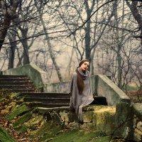 Портрет в осенний день :: Валерий Миняев