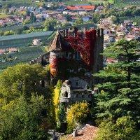 *Красный * замок :: Николай Танаев