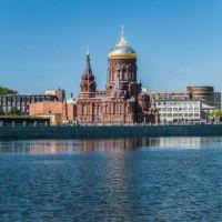 Богоявленская церковь. Санкт-Петербург :: Елена Кириллова