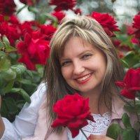 Розы :: Alexandra Yudina