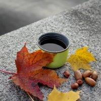 Настроение-осень... :: Марина Сорокина