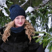 зимняя прогулка :: Dmitry i Mary S