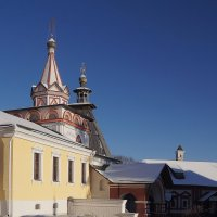 Саввино-Сторожевский мужской монастырь :: Леонид leo