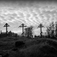 Грустный пейзаж :: ИгорьОк Бородин