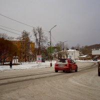 Снежные зарисовки на ретро объектив  :: Владислав Левашов
