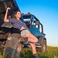 Из серии Jeep Wrangler. :: Anny Riddle