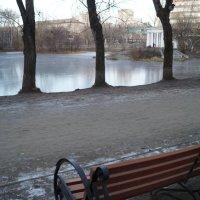 осенний парк :: Елена Елена