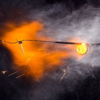 Лед и пламя :: Яна Глазова