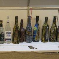 Закупоривание бутылок :: Вера Щукина