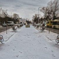 Старый город- три сезона-зима :: Таня Ревва