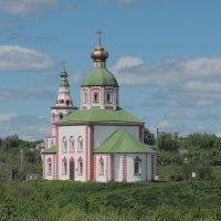 Ильинская церковь в Суздале :: Евгений Седов