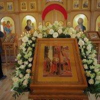 С днём Введения в Храм Богородицы! :: Татьяна Помогалова