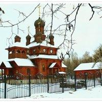 Храм в честь иконы Божией Матери «Целительница» (Беларусь, г. Бобруйск) :: Глeб ПЛATOВ