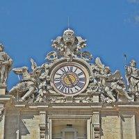 Часы Ватикана! :: Виталий Селиванов