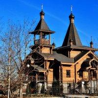 Храм-часовня Архангела Гавриила :: Анатолий Колосов