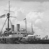 """""""HMS Rodney"""".battleship.1890.class Admiral. :: Александр"""