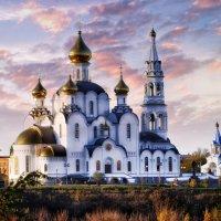 Свято-Иверский монастырь :: Сергей Савченко