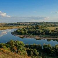 Река Сылва.Каширинская петля :: Алексей Сметкин