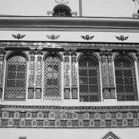 Окна Воскресенского собора :: Дмитрий Никитин