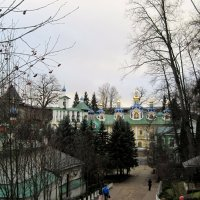 Псково-Печорский Свято-Успенский мужской монастырь. :: Ирина ***