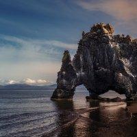 Хвитсеркур — скала Слон в Исландии!!! :: Александр Вивчарик