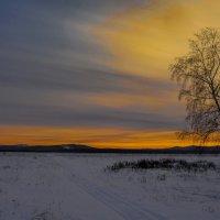 Краски заката :: Алексей Мезенцев
